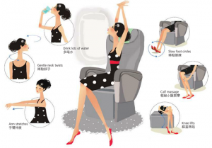 Chăm sóc sức khỏe trên chuyến bay