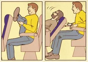 """Đi máy bay với các quy định """"không hiểu vì sao""""."""