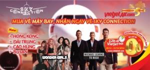 Săn vé từ 0 đồng với Vietjet Air