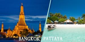 TOUR THÁI LAN – BANGKOK – PATTAYA THỨ 4 HÀNG TUẦN
